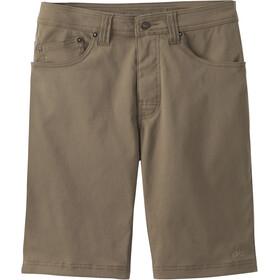 Prana M's Brion Shorts Mud